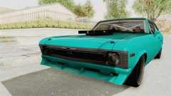 Chevy Nova 454