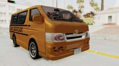 Toyota Hiace School Bus