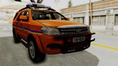 Toyota Fortuner JPJ Orange