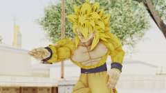 Dragon Ball Xenoverse Goku SSJ4 Golden para GTA San Andreas