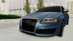 Audi RS6 sedán para GTA San Andreas