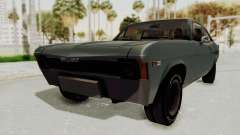 Chevrolet Nova 1969 StreetStyle