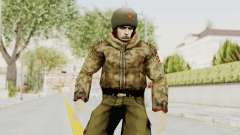 Russian Solider 3 from Freedom Fighters para GTA San Andreas