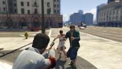 Realistic Bullet Damage para GTA 5