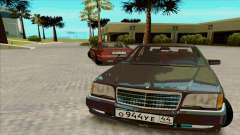 Mercedez-Benz W140