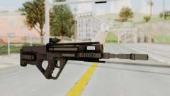 Integrated Munitions Rifle Black para GTA San Andreas