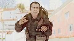 COD BO President Nixon Vietnam v2 para GTA San Andreas