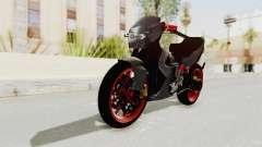 Satria FU 150 Modif FU 250 Superbike