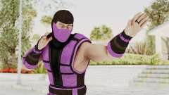 Mortal Kombat X Klassic Rain