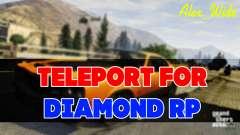 Teleport para el Diamante de RP para GTA San Andreas