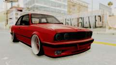 BMW M3 E30 Camber Low para GTA San Andreas