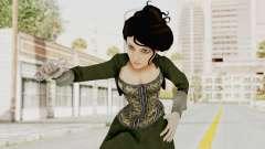 Bioshock Infinite Elizabeth Gibson para GTA San Andreas