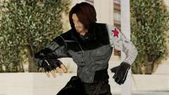 Captain America Civil War - Winter Soldier para GTA San Andreas