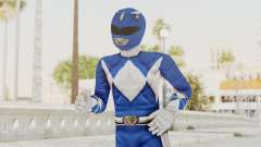 Mighty Morphin Power Rangers - Blue para GTA San Andreas