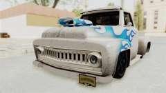 GTA 5 Slamvan Lowrider PJ1 para GTA San Andreas