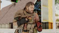 MGSV The Phantom Pain Venom Snake Sc No Patch v5 para GTA San Andreas