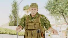 MGSV The Phantom Pain Soviet Union No Sleeve v2 para GTA San Andreas