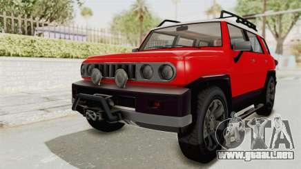 GTA 5 Karin Beejay XL IVF para GTA San Andreas