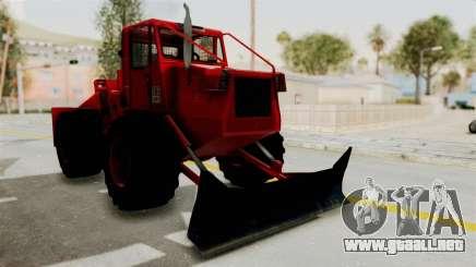 TAF 657 para GTA San Andreas