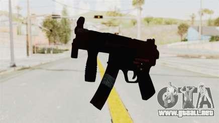 M5K para GTA San Andreas