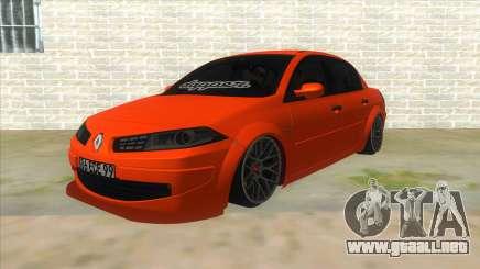 Renault Megane II Special TR para GTA San Andreas