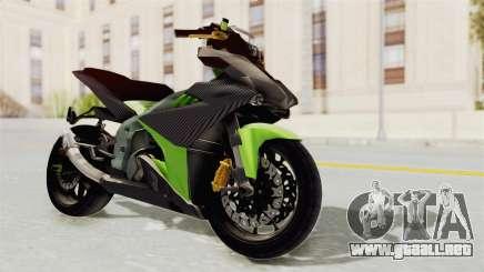 Yamaha MX King 150 Modif 250 GP para GTA San Andreas