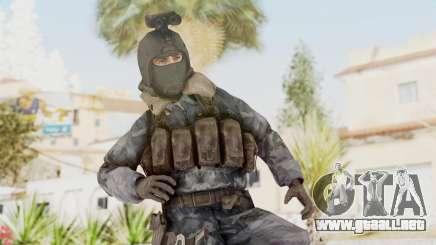 COD 4 Custom Russian Soldier para GTA San Andreas
