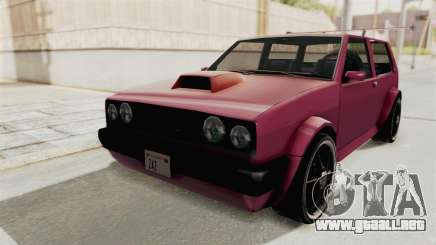New Club Modification para GTA San Andreas