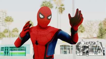 Spider-Man Civil War para GTA San Andreas
