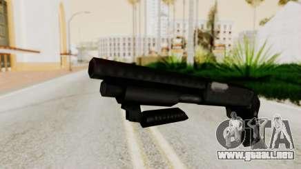 VC Stubby Shotgun para GTA San Andreas