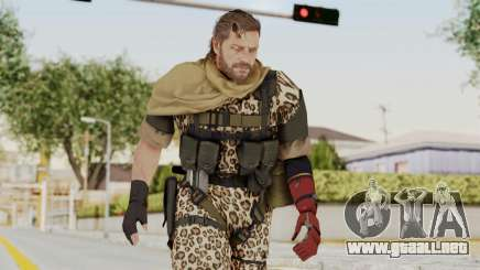 MGSV The Phantom Pain Venom Snake Sc No Patch v8 para GTA San Andreas