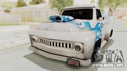 GTA 5 Slamvan Race PJ1 para GTA San Andreas