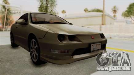 Acura Integra Fast N Furious para GTA San Andreas
