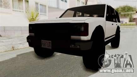 Dundreary Landstalker 1992 para GTA San Andreas