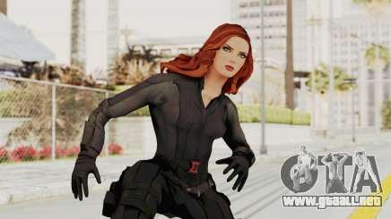 Captain America Civil War - Black Widow para GTA San Andreas
