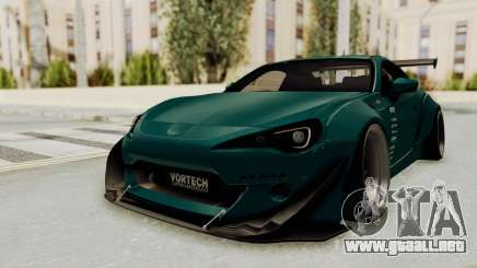 Scion FRS Rocket Bunny Killagram v1.0 para GTA San Andreas