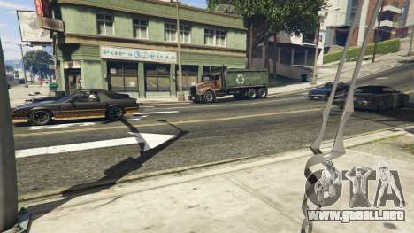 GTA 5 Rongines needle segunda captura de pantalla