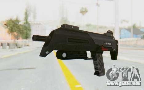 APB Reloaded - S-AS PDW para GTA San Andreas