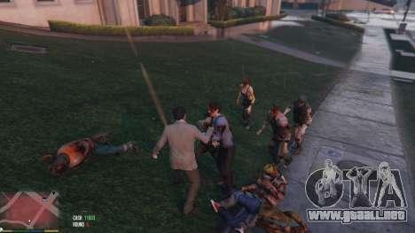 GTA 5 Zombies 1.4.2a séptima captura de pantalla