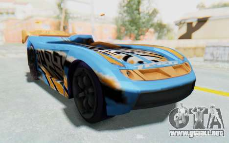 Hot Wheels AcceleRacers 1 para GTA San Andreas