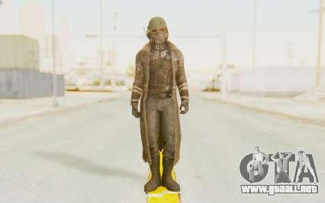 Fallout 4 - Veteran Ranger para GTA San Andreas segunda pantalla