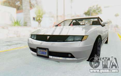 GTA 5 Imponte DF8-90 para la visión correcta GTA San Andreas