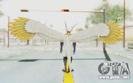 Devil May Cry 4 - Angelo Credo v2 para GTA San Andreas tercera pantalla