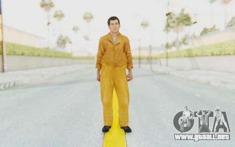 Mafia 2 - Joe Robber para GTA San Andreas segunda pantalla