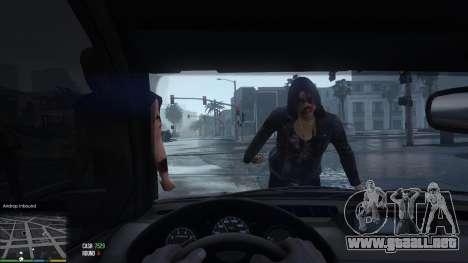 GTA 5 Zombies 1.4.2a quinta captura de pantalla