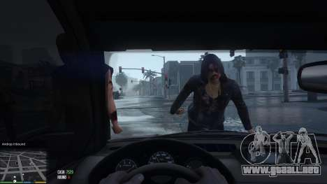 Zombies 1.4.2a para GTA 5