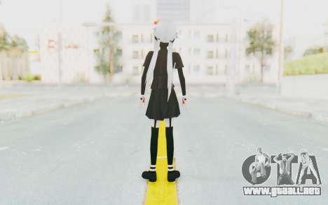 Gasai Yuno Ghoul para GTA San Andreas tercera pantalla