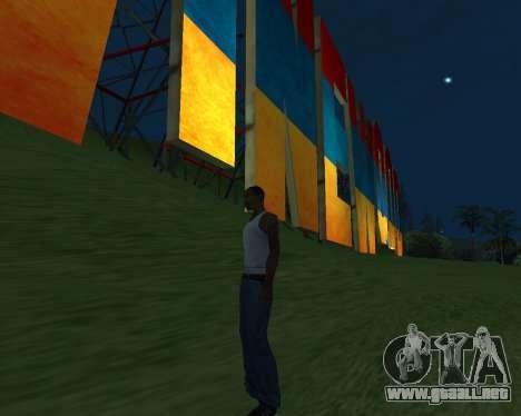 New Vinewood Armenia para GTA San Andreas quinta pantalla