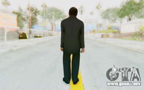Mafia 2 - Wong para GTA San Andreas tercera pantalla