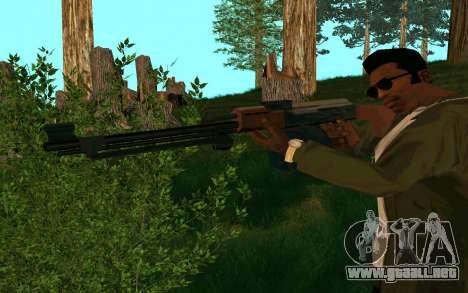 El PKK para GTA San Andreas tercera pantalla